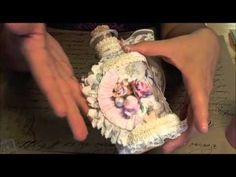 Victorian Altered Bottle - YouTube
