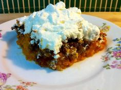 Seriously Good Sweet Potato Dessert | One of the best desserts to make for Thanksgiving!