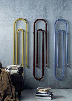 Towel Rack Heating #design