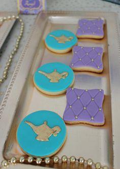 Aladdin Cookies  Violeta Glace