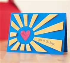 Bring some happy sunshine into someone's life using the Candy Shop cardstock pack.