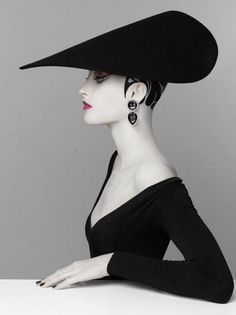 Serge Lutens 1942   French Fashion and Parfume designer