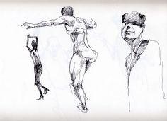 Ulysses Sketchbook: May 2010