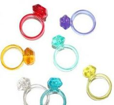 Anéis do Chiclete