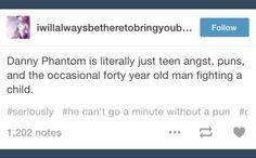 Danny Phantom; tumblr
