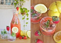 Non Alcoholic Divine Drink. Great for parties and showers