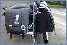 Alforja Old Style, bordado en la solapa, lleva fuelle lateral para darle mayor capacidad.   -  -  -  -  -  #alforja #alforjabordada #alforjacustom #custom #customsaddlebag #bordado #bordadodetulogo #bordadopersonalizado #alforjaamedida Suitcase, Backpacks, Bags, Saddle Bags, Store, Needlepoint, Handbags, Backpack, Briefcase