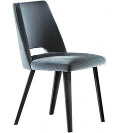 Gubi beetle chair blue velvet black leg texture i love for Stuhl design analyse