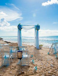 Beach Wedding Venue, Barbados
