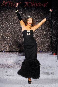 Betsey Johnson Spring 2013 Ready-to-Wear Collection