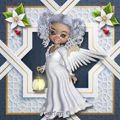 Psp, Cute Dolls, Christmas Greetings, Blythe Dolls, Aurora Sleeping Beauty, Cookie, Disney Princess, Disney Characters, Wings