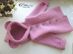 Одежда для девочек, ручной работы. Кардиган для девочки. EvA Crochet. Интернет-магазин Ярмарка Мастеров. Кардиган, кардиган детский