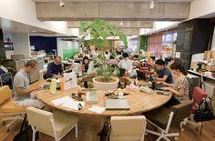 フリーアドレス オフィス - Google 検索