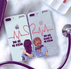 Audrey and I need these - - Handyhülle - Celulares e Acessórios Bff Cases, Cute Cases, Cute Phone Cases, Iphone Phone Cases, Phone Covers, Friends Phone Case, Diy Phone Case, Bff Shirts, Accessoires Iphone