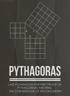 Pythagoras | Flickr: Intercambio de fotos