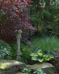 Serenity Garden ~ kaaren frantzen garden revolution chicago