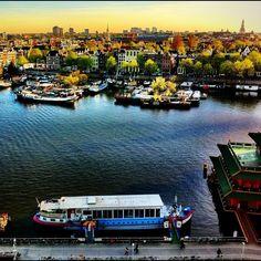 Autumn Amsterdam