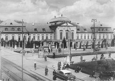 Bratislava, Old Photos, Louvre, Street View, Building, Times, Travel, Palace, Retro