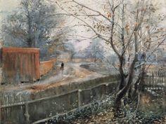 Nils Kreuger (1858–1930):   Autumn Varberg