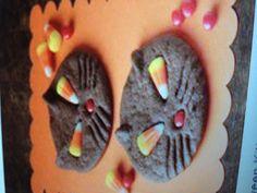 halloween cookies :)