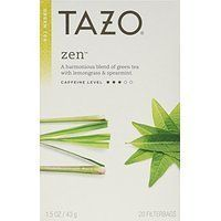 Tazo Zen Green Tea 2pack40 Tea Bags Thank you to all the patrons We hope that he has gained the trust from you again the next time the service *** You can find out more details at the link of the image.