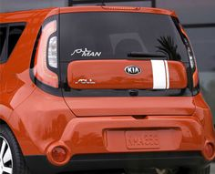 KIA SOUL  MAN   Decal 3M Graphics Stripes Rally Vinyl Sticker on ebay at stickers904 store