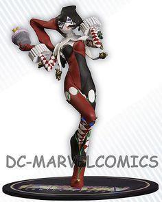 DC Direct★ame Comi Harley Quinn PVC Figure Mint w Box★statue from Joker Batman | eBay