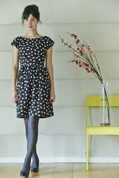 Robe Anna dress de HandLondon - By Romanne Couture