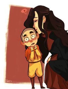 Meelo and Asami! Aaww!