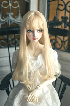Wigs for BJD Dolls - BJD Accessories, Dolls - Alice's Collections