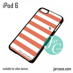 Abercrombie And Fitch Strip YP 1 iPod Case For iPod 5 and iPod 6