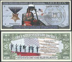 Lot of 100 BILLS SHELTER DOG MILLION DOLLAR NOVELTY BILL ONE MILLION RESCUE