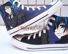 Black Butler shoes (and these are my favorite)
