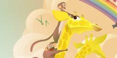 Arca de Noé y los animales