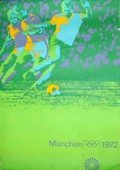 Munich Olympics ~ Otl Aicher