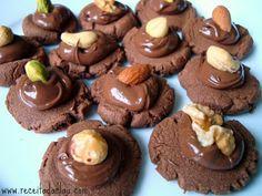 Claudia's Recipe: Chocolate Nutella Cookies