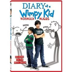 Diary of a Wimpy Kid: Rodrick Rules: Disclosure : affiliate link