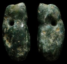 Costa Rica. Ancient Jade.