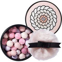 Guerlain Météorites Perles du Paradise ($70) ❤ liked on Polyvore featuring beauty products, makeup, face makeup, face powder, beauty, cosmetics, faces and guerlain