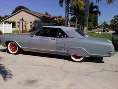 """1964 Buick Riviera """"BETTY"""""""