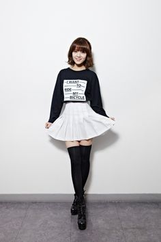 AOA Jimin - 'Unpretty Rapstar' Interview by MetroSeoul -ACE OF ANGELS 8