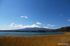 ทะเลสาบ Kawagujiko Point. 21