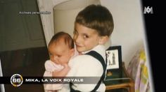 Look what i found on twitter Mika! You and your little Sister Zuleika i believe! But i love what it says under and love this picture so much! @mikasounds :)) xxx