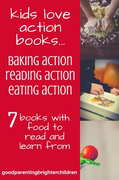 Here are 11 children's books that teach lessons using food and fun activities. Different sensory experiences commit the lessons to memory Science Activities For Kids, Easy Science, Preschool Lessons, Science Books, Books For Boys, Childrens Books, Music And The Brain, Core Learning, Essential Oils For Kids