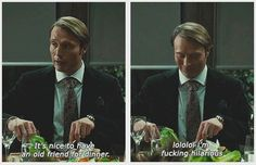 funny hannibal pics - Google Search