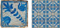 Rustic antique tiles crystal cottum enameled Tiles 2 - America Italiana Custom Furniture