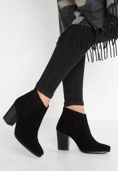 Bianco Ankle boot - black - Zalando.pl