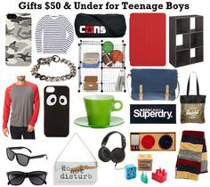 Inspirational Cool Stuff for Teenage Guys