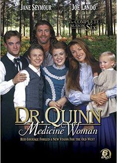 Dr. Quinn, Medicine Woman: Season 6 [DVD]