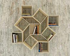 estanterias para libros originales y creativas